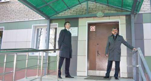 Больница Лосино Петровский