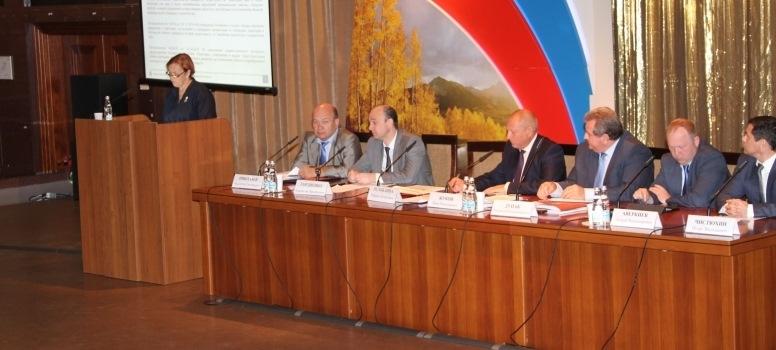 В мероприятии приняли участие депутаты Московской областной Думы