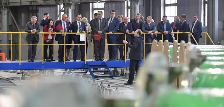 В Дубне состоялось выездное заседание Мособлдумы, посвящённое вопросам экологии