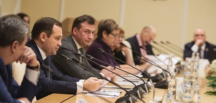 В Мособлдуме обсудили совершенствование территориальной организации местного самоуправления